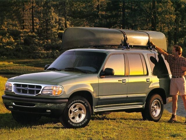 1998 Ford Explorer XLT SUV
