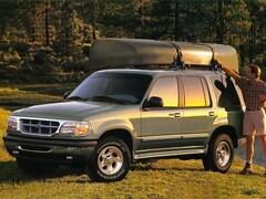 Bargain Used 1998 Ford Explorer XLT 112 WB XLT 4WD 1FMZU34E9WZB33794 for Sale in Carroll, IA