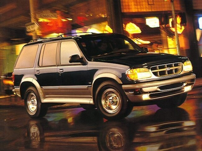 1998 Ford Explorer SUV