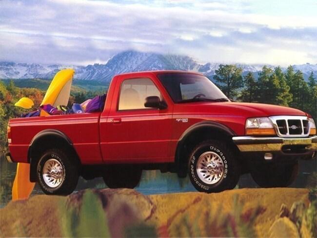 1998 Ford Ranger XL Truck