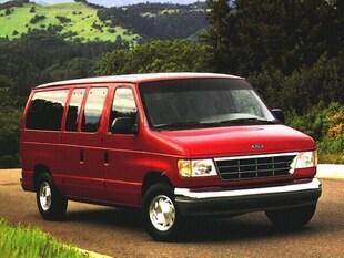 1998 Ford Club Wagon Passenger Van