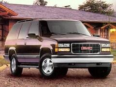 1998 GMC Yukon SUV