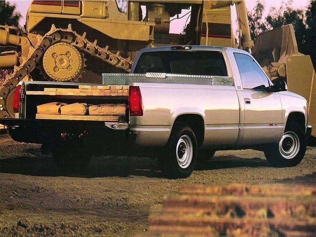 1998 GMC Sierra 2500HD Base Long Bed Truck