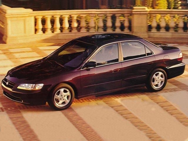 1998 Honda Accord LX 4dr Sdn  Auto Sedan