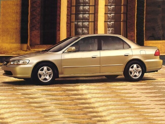 Used 1998 Honda Accord EX Sedan in Peoria, IL