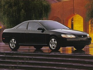 1998 Honda Accord EX V6 Coupe