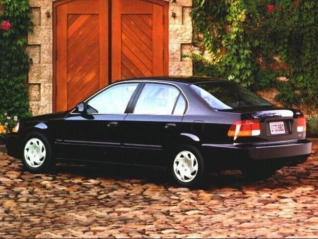 1998 Honda Civic LX Sedan