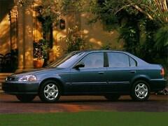 1998 Honda Civic EX Sedan