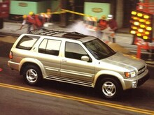 1998 INFINITI QX4 Base SUV