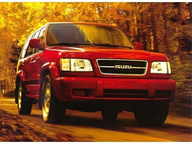 Used Cars U003e Isuzu U003e Trooper U003e Used 1998 Isuzu Trooper SUV 4dr S Auto