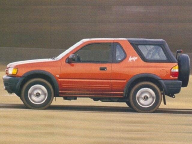 isuzu amigo 1998 usados a la venta en alberic chrysler dodge jeep