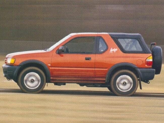 1998 Isuzu Amigo S 3.2L SUV