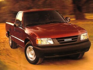 1998 Isuzu Hombre S Reg Cab S Manual 2WD