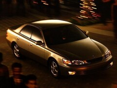 1998 LEXUS ES 300 Base Sedan