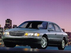 1998 Lincoln Continental Base Sedan