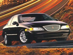 Used 1998 Lincoln Mark Viii LSC COUPE
