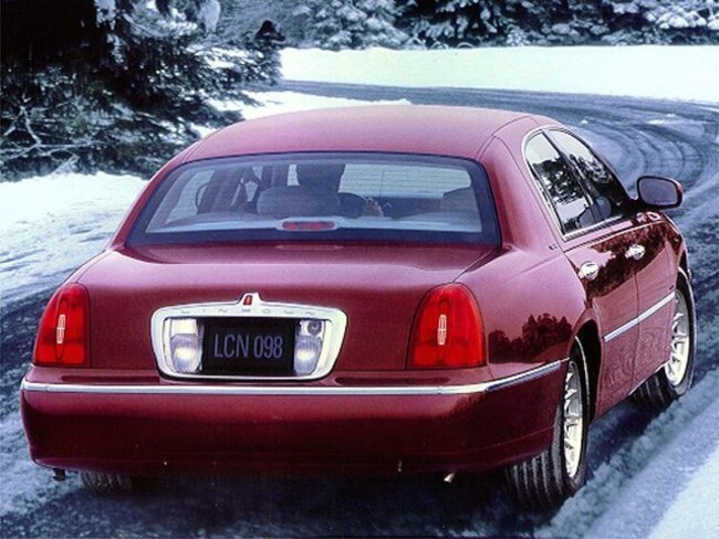 Used 1998 Lincoln Town Car For Sale North Platte Ne