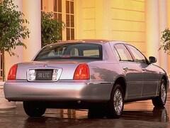 1998 Lincoln Town Car Cartier Sedan