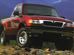 1998 Mazda B4000 SE Truck Extended Cab