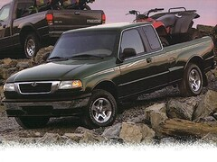Used 1998 Mazda B2500 SE Truck Extended Cab for Sale in Kansas City KS