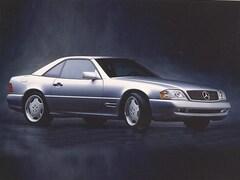 1998 Mercedes-Benz SL-Class SL500 Car