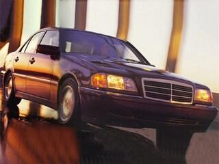 Used 1998 Mercedes-Benz C-Class Base Sedan Irving, TX