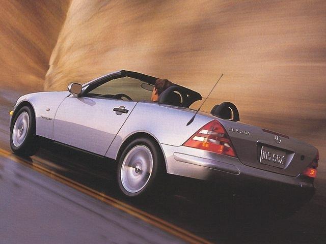 1998 Mercedes Benz SLK Class SLK230 Convertible