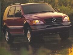 1998 Mercedes-Benz M-Class Classic SUV
