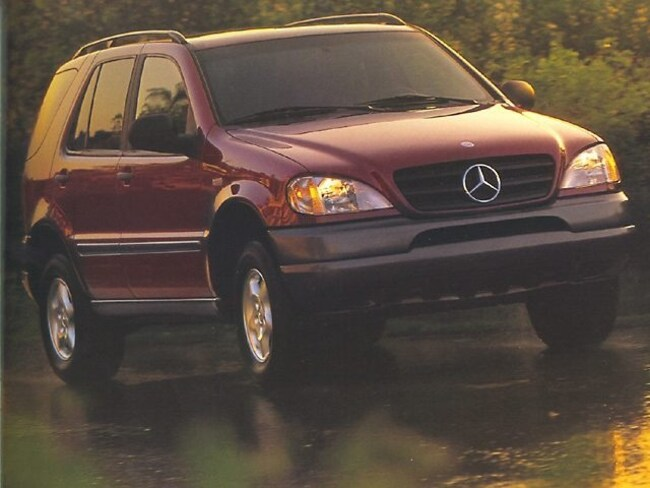 Bargain used vehicle 1998 Mercedes-Benz M-Class Classic SUV for sale near you in Lakewood, CO