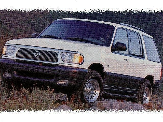 1998 Mercury Mountaineer Base SUV
