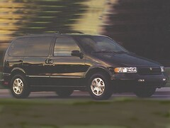 1998 Mercury Villager Wgn