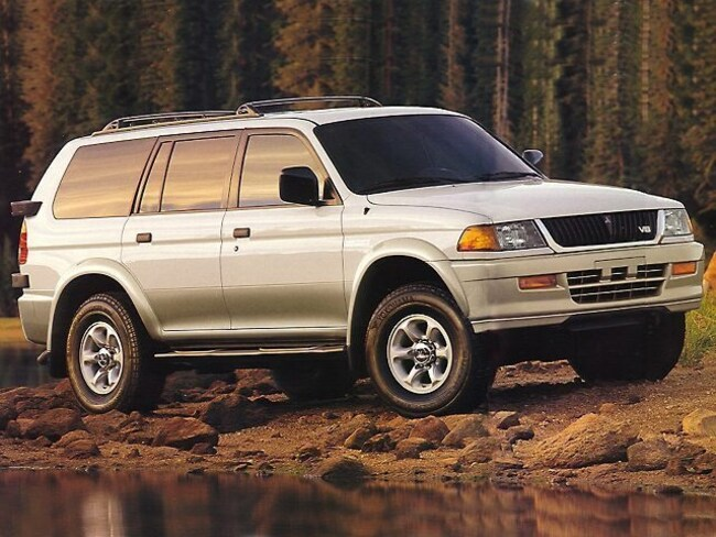 Used 1998 Mitsubishi Montero Sport LS SUV Union City