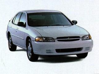 1998 Nissan Altima Sedan