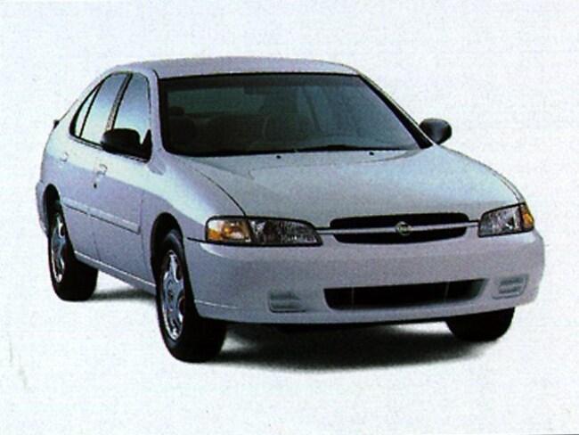 Used 1998 Nissan Altima XE Sedan Logan, UT