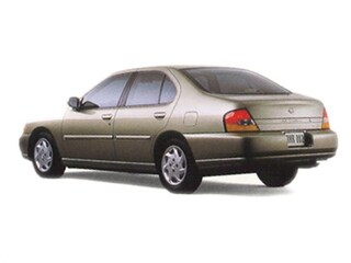 Pre-Owned 1998 Nissan Altima GXE Sedan 1N4DL01D4WC210009 for Sale in Bend, OR
