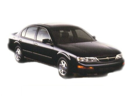 1998 Nissan Maxima SE Sedan