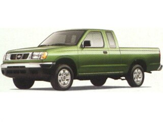 1998 Nissan Frontier Truck King Cab