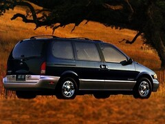 1998 Nissan Quest Van
