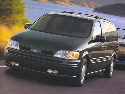 1998 Oldsmobile Silhouette Van Extended Passenger Van