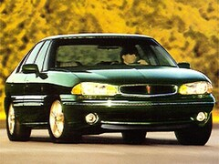 1998 Pontiac Bonneville Sedan