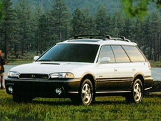 Used 1998 Subaru Legacy Wagon WGN OUTBACK Wagon 190704B for sale in Thorndale, PA