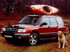 1998 Subaru Forester L L Manual PA Pkg AWD