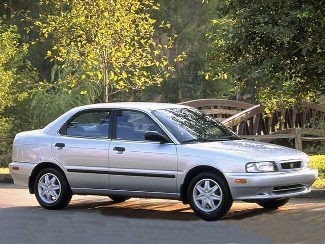 1998 Suzuki Esteem Sedan