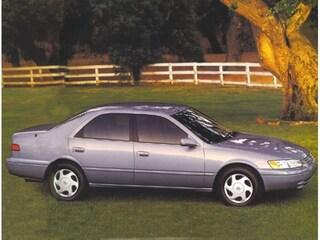 1998 Toyota Camry 4 Door Sedan Sedan