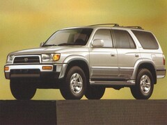 pre-owned 1998 Toyota 4Runner SR5 V6 Limited SUV for sale in Columbia, SC