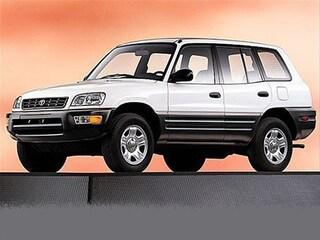 Used 1998 Toyota RAV4 Base SUV Houston