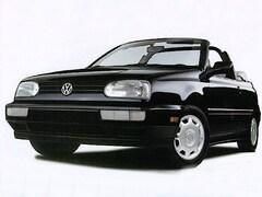 1998 Volkswagen Cabrio GL Convertible