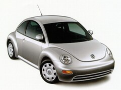 1998 Volkswagen New Beetle Base 2.0L Hatchback