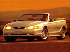 1998 Ford Mustang GT Convertible for sale in Madras, OR