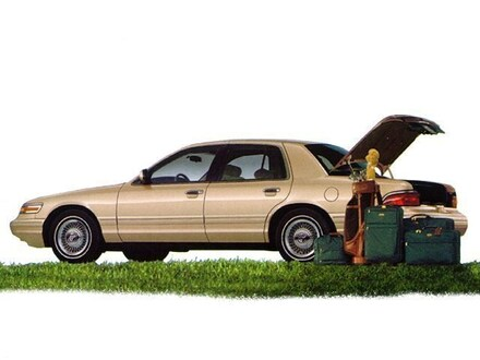 1998 Mercury Grand Marquis GS Car